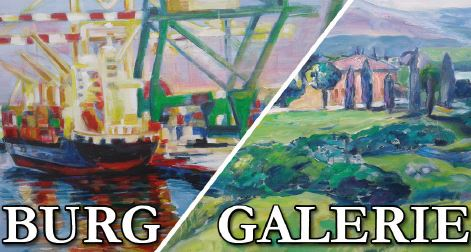 Burggalerie: Ende der Ausstellung Elisabeth Hackl-Hasler und Bernd Hasler